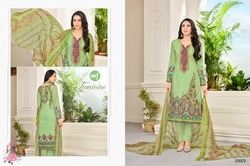 Full Sleeve Essenza Salwar Suit Fabric
