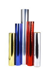 Lacquered Metallized Polyester Films