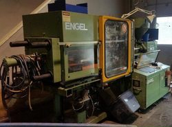 150 Ton Engels Used Injection Molding Machine