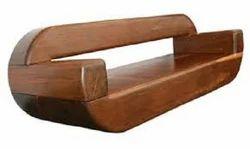 Designer Wooden Sofa