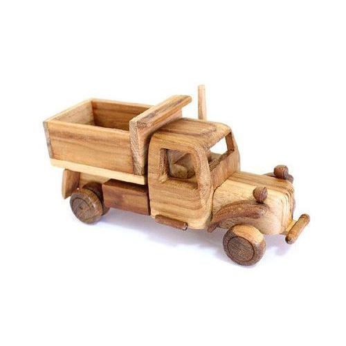 wood car toy wooden model truck manufacturer from saharanpur