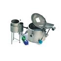 Circular Fryer with Inbuilt Heat Exchanger