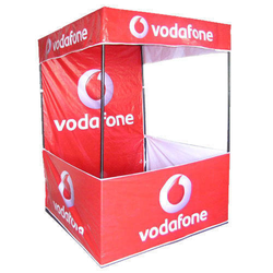 Promotional Foldable Display Stall