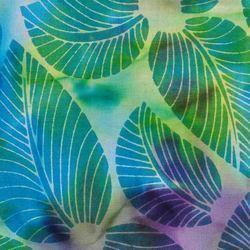 Organic Woven Batik Fabrics