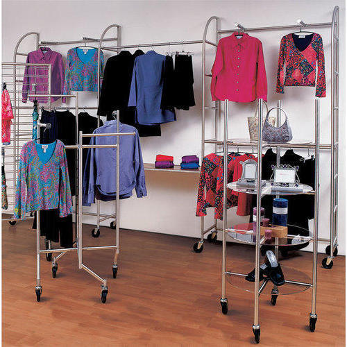 Kids Room Organization Standing Shelves