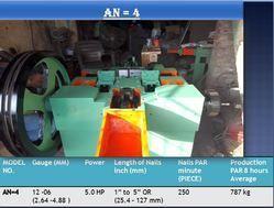 Wire Nail Machine An-4