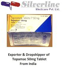 Topamac 50mg Tablet