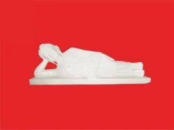 Relaxing Buddha 2.5 Fts Statue