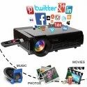 Egate P531 LED LCD Projector HD (Android & wifi)