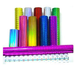 Colored Holographic Films