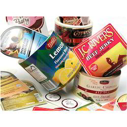 Product Labels Printing Services