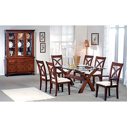 Teak Wood Dining Table. Ask For Price