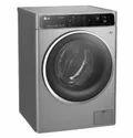 LG 10.5 kg Fully Automatic Front Load Washing Machine, FH4U1JBHK6N, Luxury Silver