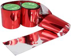 Red Silver Scare Repellent Ribbon Tape