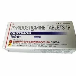 Pyridostigmine tablets