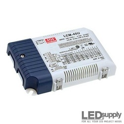 Meanwell LCM Series LED Drivers