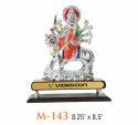 Silver Goddess Statute