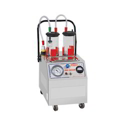 Suction Hivac Machine