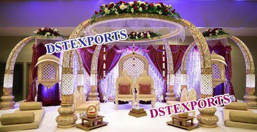 Wedding mandaps latest royal wedding mandap exporter from patiala latest royal wedding mandap junglespirit Images