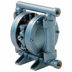 Air Operated Double Diaphragm Pump - Metallic