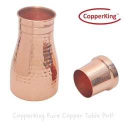 Copper King Pure Copper Table Sugar Pot
