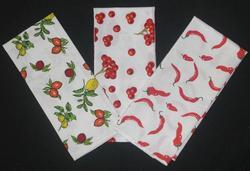 Fruit Printed Kitchen Towel