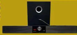 Link Soundbar With Downfire Subwoofer