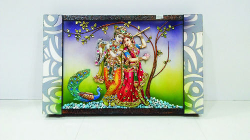Handicrafts Item Radha Krishna Manufacturer From Malegaon