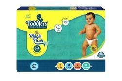 Baby Diapers Super Soft Pack of 42 XL