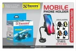 Troops Tp-6015 Car Mobile Phone Long Holder Big