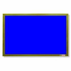 PWPBB120180 Blue Notice Board
