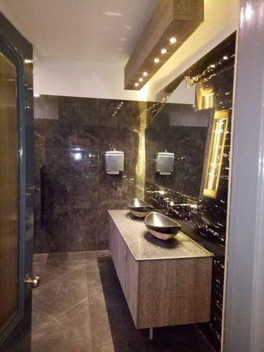 Commercial Modular Toilet Design