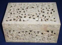 Stone Tinket Box for Jewelry
