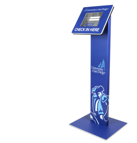 Pos Kiosk Ipad Floor Stand Manufacturer From Mumbai