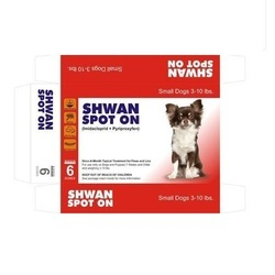 Shwan Spot On For Small Dogs