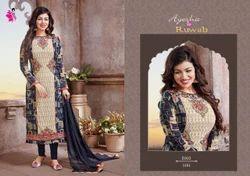 70436c9813 Designer Salwar Kameez - Fancy Embroidered Ladies Salwar Suit ...