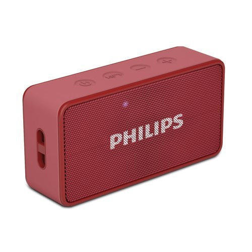 38f2a0de1 Bluetooth Speakers - Philips BT64 Portable Bluetooth Speaker ...