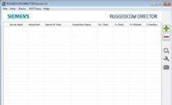Ruggedcom Director Software