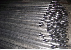 Earthing Rod Electrodes for Engineering Industry