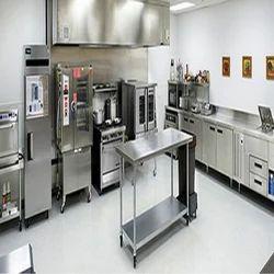 Kitchen Equipments Double Fryer Manufacturer From Indore - Restaurant kitchen equipment