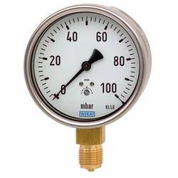 Capsule Pressure Gauges