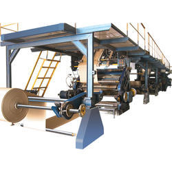 Automatic Corrugated Board Making Plant Manufacturer