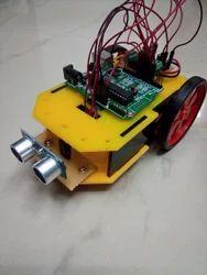 Arduino Based Obstacle Avoider Robot (Ultrasonic Sensor)