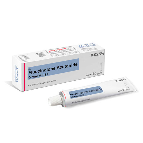 Fluocinolone Acetonide Cream in Ahmedabad, फ्लुओसीनोलोन