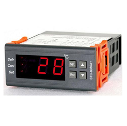 Cold Storage CO2 Level Controller