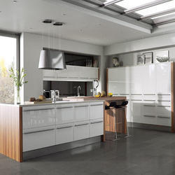 High Gloss UV Kitchen