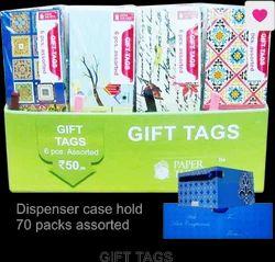 Designer Gift Tags PACK OF 6