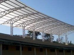 Stadium Roof Polycarbonate Sheet