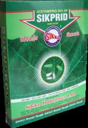 Sikprid Pesticide