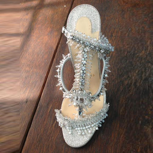 Shoe Upper Embroidery